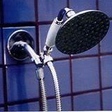 hand held shower head image