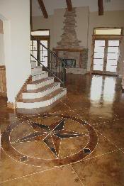 stained concrete floor 2