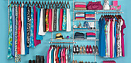 The Rubbermaid Home Free Series Closet Kit (Photo by Rubbermaid Products/Flickr)