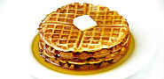 Photo of waffles: TheCulinaryGeek/Flickr Creative Commons