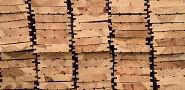 Hardwood planks
