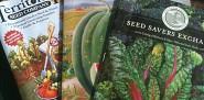 My seed catalogs. --Jordan