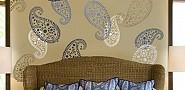 Photo: A wall painted by the author, Kass Wilson of Wallstreat Studio, via Hometalk.com.