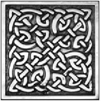 Bronze tile