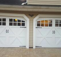 Ordinaire All Aluminum Carriage House Garage Doors