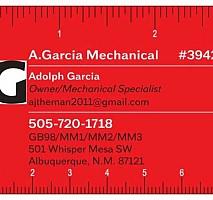 A Garcia Mechanical Llc Networx