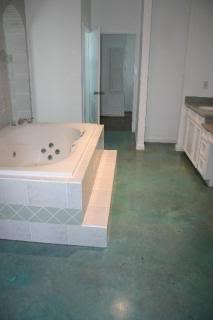 Superieur Stained Floor Stained Concrete Floor 2 Bathroom Floor