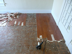 How To Remove A Wood Floor Networx