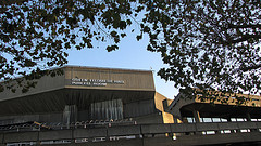 Queen Elizabeth Hall Photo: 51% Studios Architecture/flickr
