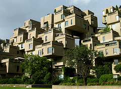 Habitat 67 Photo: Etienne Coutu/flickr