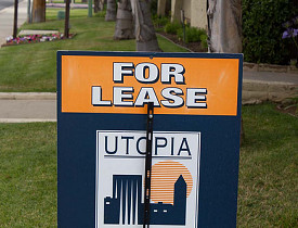 Offering utopia to your tenants makes you a good landlord. Just kidding. (Photo: John Snape/Flickr)