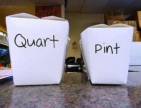 Photo of takeout containers by Rusty Clark/Flickr.