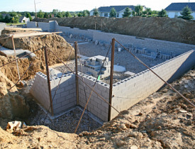 Concrete block foundations when to diy and when to call a pro networx do you have a problem with your concrete block foundation you may be able to repair small cracks and other minor damage yourself find out when a diy fix solutioingenieria Image collections