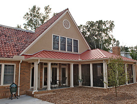 What's wrong with this picture? This house is in sunny Atlanta and does not have overhangs over the windows. --Carl
