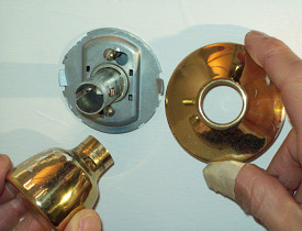 How To Fix A Doorknob That S Come Loose Networx