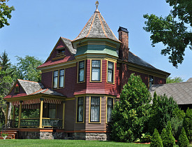 Old houses have their charm, but often pose remodeling issues.