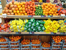 Citrus fruits taste delicious, but also have household uses. --Sayward