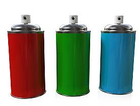 The Greenest Way to Use Aerosol Spray Paint - Networx