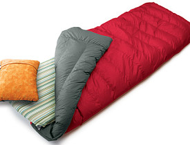 The Ventra Down Comforter by Therm-a-Rest/CascadeDesigns.com
