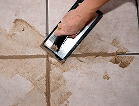 how to clean kitchen counter tile grout ceramic tile grout networx 9343