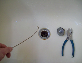 how can i unclog my bathroom sink 7 ways to unclog a bathtub networx 26023