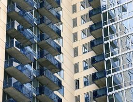 New high rise condominiums in East Williamsburg, Brooklyn. [Alex E. Proimos/Flickr]