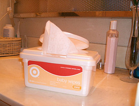 How Bad For Plumbing Are Disposable Wipes Networx