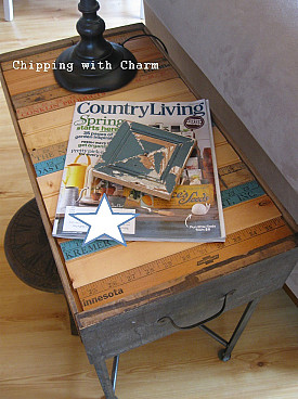Chipping with Charm/Hometalk