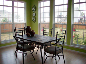 According to green building consultant Carl Seville, replacing windows should be last on your list of energy-efficiency upgrades.