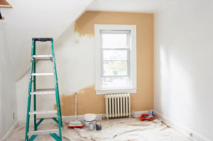painting an interior