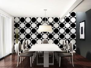 single wall wallpaper