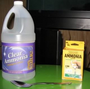 household ammonia