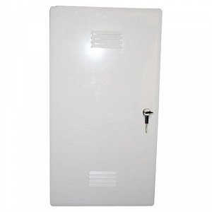 white panel cover