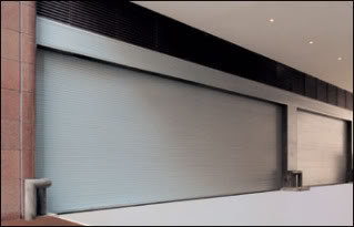 commerical rolling door