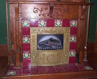 Tile Fireplace Surrounds Networx