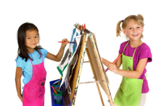 childrens easel
