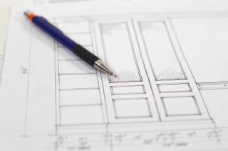 cabinet blueprints