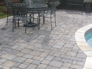 concrete pavers for patio