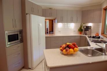 Kitchen under-cabinet lighting