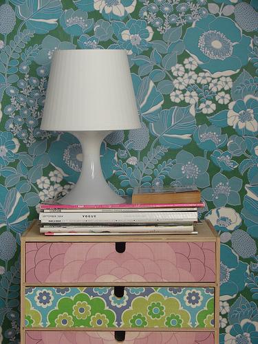wallpaper furniture