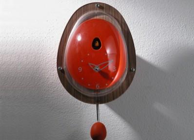 The Kalimero modern cuckoo clock