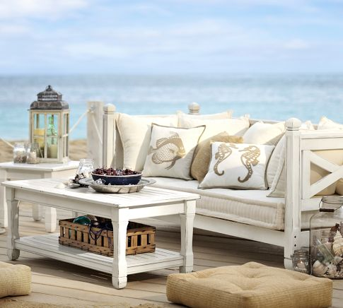 Delicieux The Weatherby Sofa From Pottery Barn (via PotteryBarn.com)