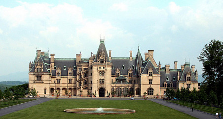 Biltmore Estate photographed by Kamoteus (A New Beginning)/Flickr
