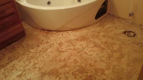 Concrete floor by Decorative Concrete Kingdom/flickr