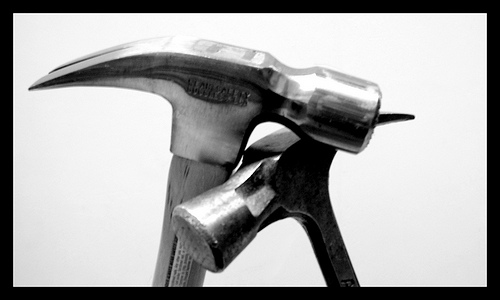 hammer cuddle