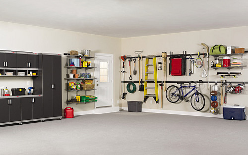 workbench organization garage of image plans top home five come diy ideas risks