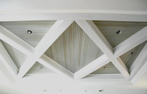 Coffered ceilings detail by Brock Builders/flickr
