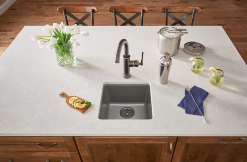 Popular Kitchen Sink Types Pros And Cons Networx