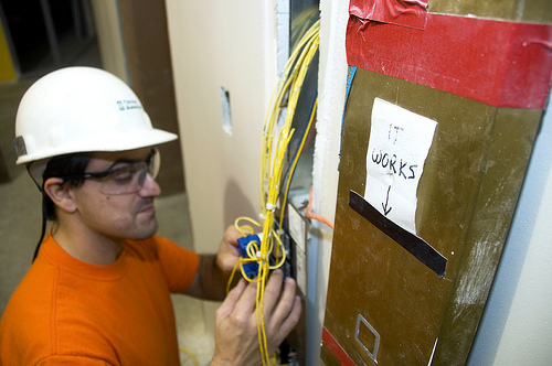Elevator electrician