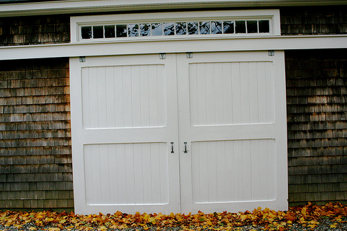 Sliding Barn Door Garage Doors Networx